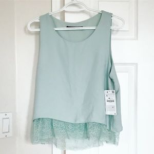 Zara Double Layered Cami